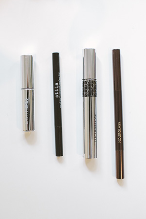 connie swears by stila stay the day eyeliner