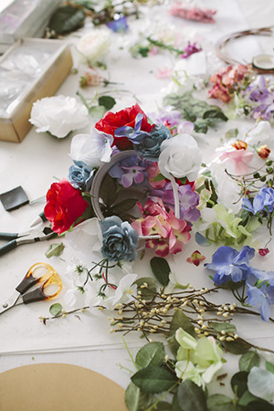 a mess of petals: connie's craft is also her passion