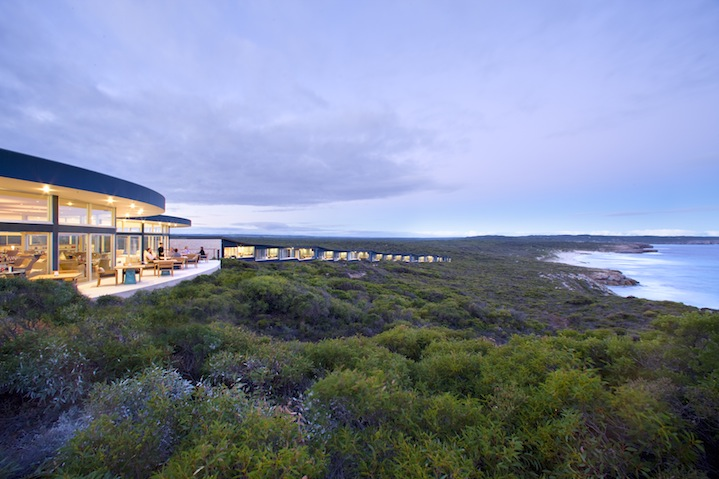 A most stunning setting; the idyllic coastline of Kangaroo Island