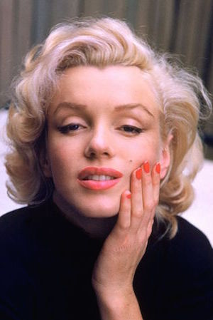 marilyn believed you should age as nature intended