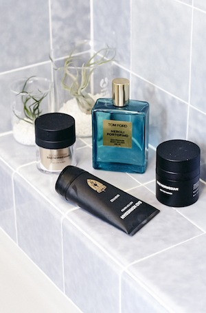 bad norwegian skincare and tom ford neroli portofino