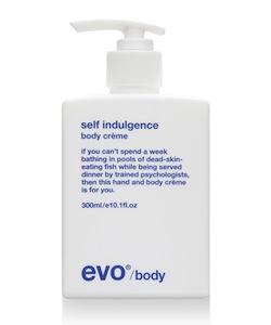 Evo Body Self Indulgence Body Crème