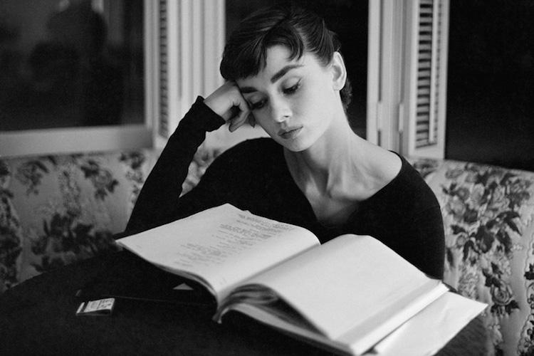 Audrey as Eliza Doolittle in 1964 film My Fair Lady