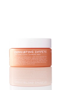 Go-To exfoliating swipeys
