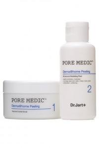 DrJart+ Pore Medic Derma @home Peeling kit