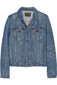 Proenza Schouler Denim Jacket, $507.96