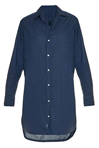 Frank & Eileen Mary Cotton-Poplin Shirtdress, $290