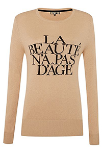 Biba Beauty Has No Age Top $56