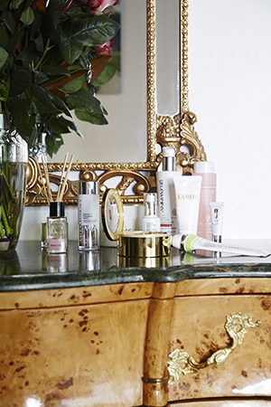 Body care essentials: La Mer, Guerlain, Sisley, Tom Ford and Clinique are Bahar's faves