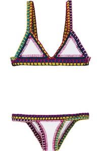 Kiini Yaz Crocheted Bikini