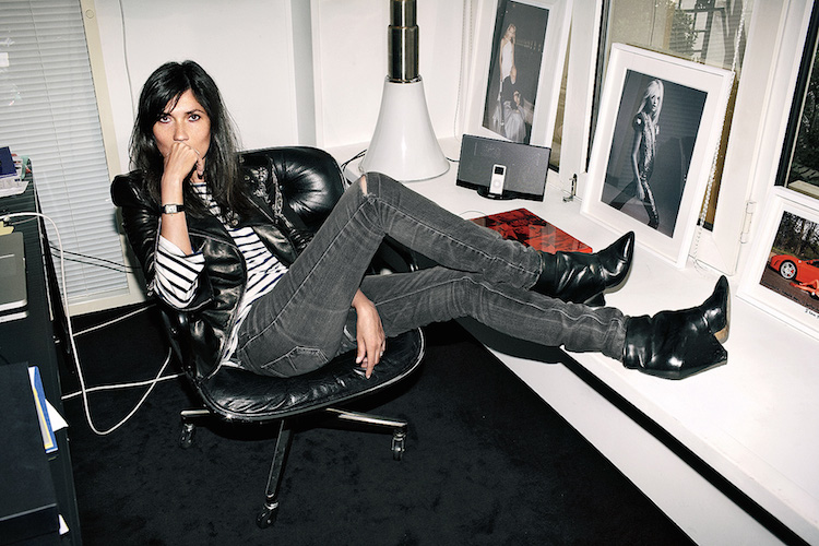 BEAUTICATE LOVES...EMMANUELLE ALT by Maciek Kobielski.