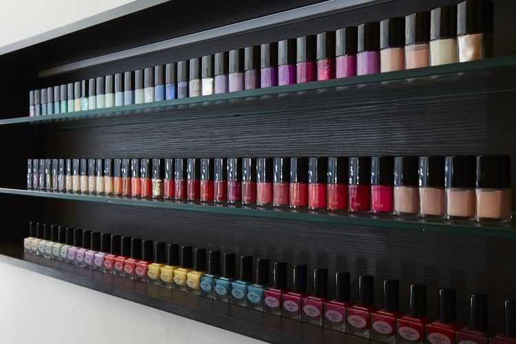 Parlour Room has their own range of nail polish called COAT