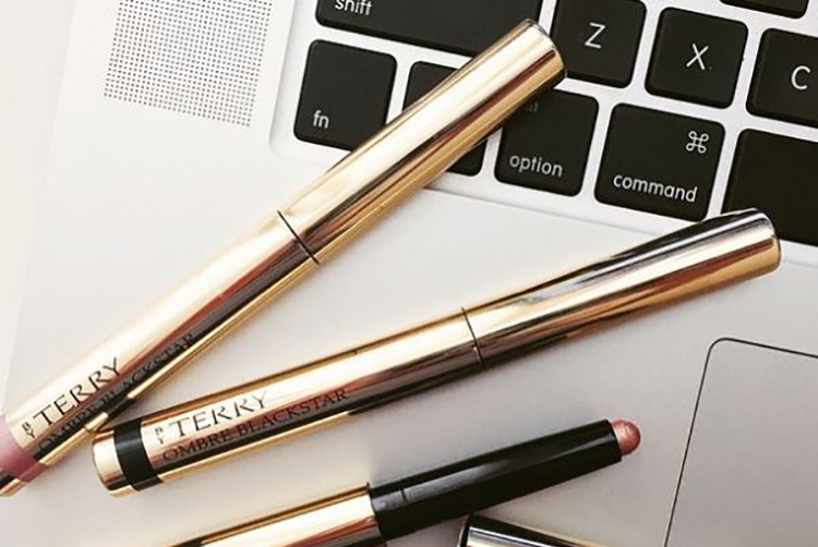 The By Terry range features easy-to-apply pens and felt-tips.