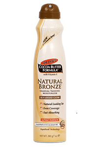 Palmer's Cocoa Butter Formula Natural Bronze Spray Lotion