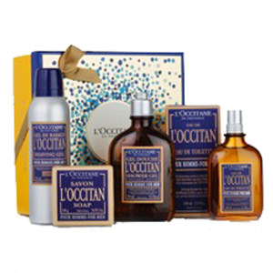 L'Occitane star gift Set $105 (worth $146.50)