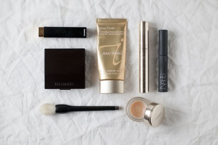 A few of Teresa's favourite beauty products