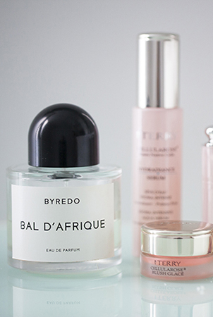 byredo and byterry are firm favourites