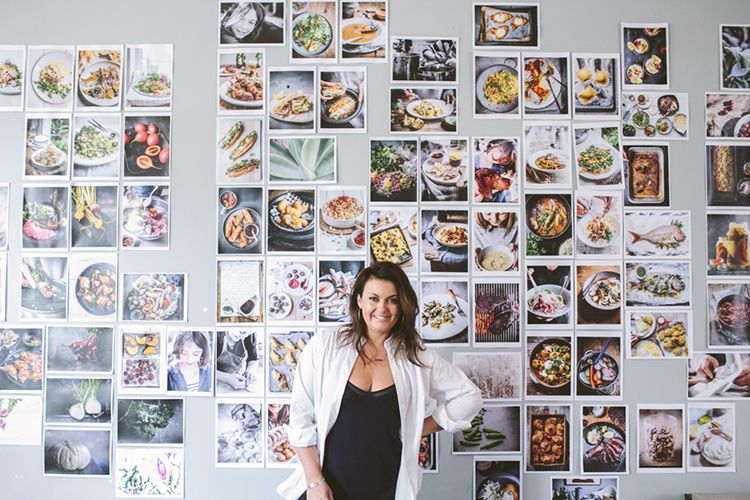 Karen doesn't typically prepare a lot of Japanese food and has been experimenting a lot more with Asian inspiration in her new book