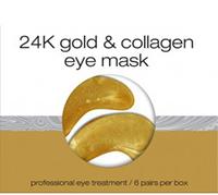 Lonvitalite 24k gold & collagen masks