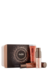 Nude by Nature Summer Radiance Collection, $19.95