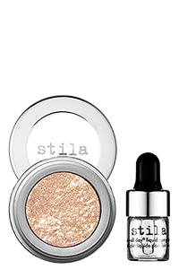 Stila Magnificant Metals Foil Finish Eyeshadow in Metallic Gilded Gold