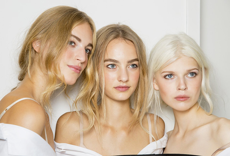 Beauticate loves...backstage at michael kors spring 2015