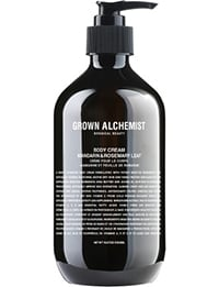 Grown Alchemist Body Cream: Mandarin and Rosemary Leaf