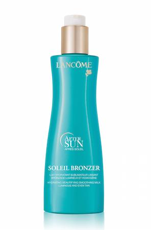 lancome soleil bronzer after sun milk