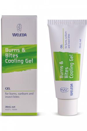 weleda burns, bites and cooling gel