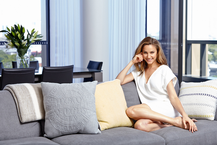 Rachael Finch, Model And TV Presenter