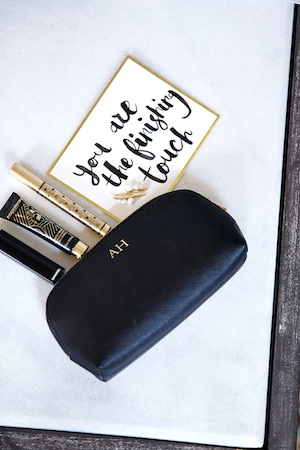 Anna's makeup bag needs a bag unto itself