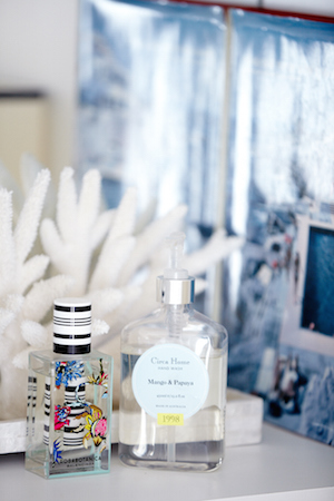 Balenciaga Flora Botanca and circa home room spray