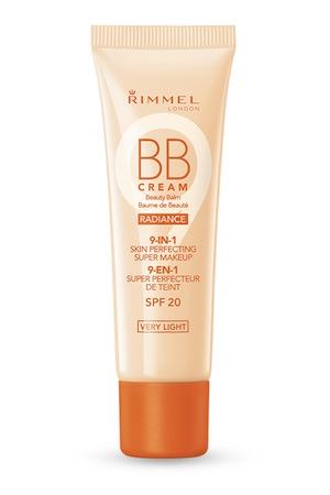 Rimmel BB Cream Radiance,$12.95