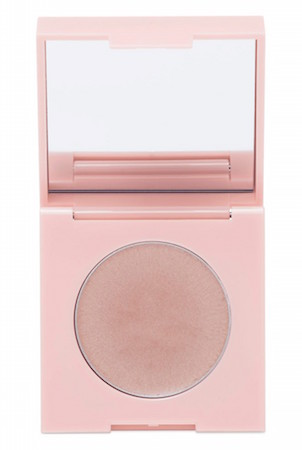 luma illuminating highlighter in nude Lamé