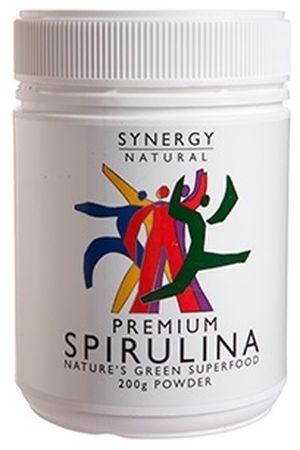 Synergy Naturals Premium Spirulina