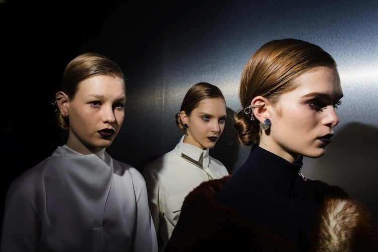 Beauticate loves… Backstage Dior image by Landon Nordeman