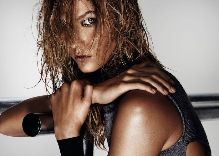Beauticate loves this series of Karlie Kloss by Mario Testino for Vogue China