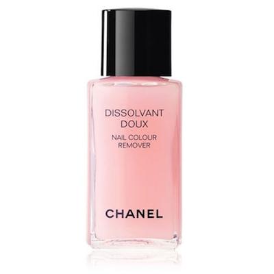 chanel nail colour remover, $31