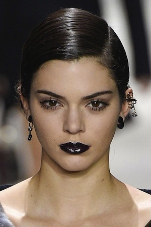 Kendall Jenner at Christian Dior Fall 2016