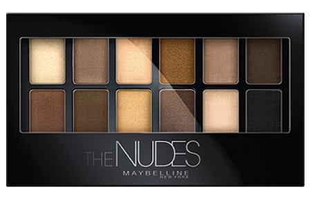 Maybelline: The Nudes Palette