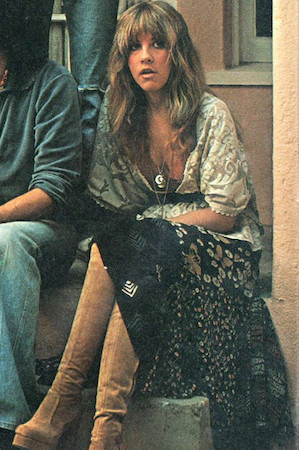 She began the boho look we know, love and emulate today