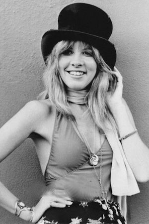 Stevie Fronted one of the biggest band's in music history with a gumption new to women of her time