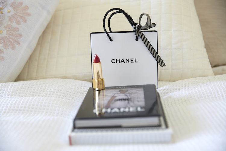 """You cannot go past a classic Chanel lipstick."" We couldn't agree more."
