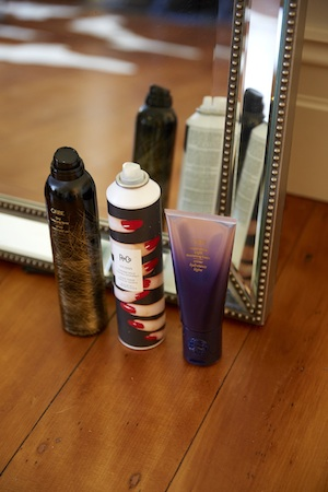 Oribe  and  R+Co  Tops Her Hair CAre Repertoire