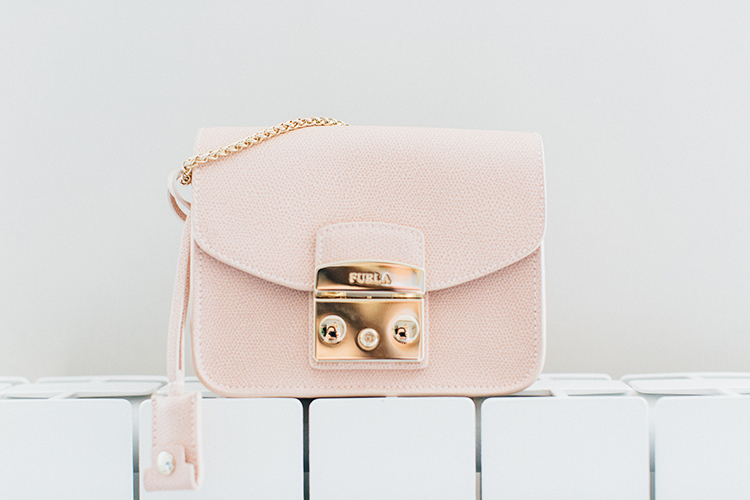 It's all about the details....Carin's favourite Furla clutch