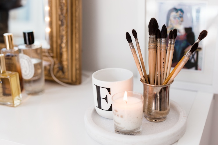 The products and tools she swears by