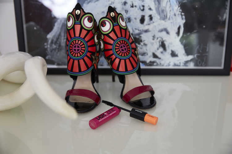 Kooky, kitsch accessories underpin Pip's wardrobe ethos