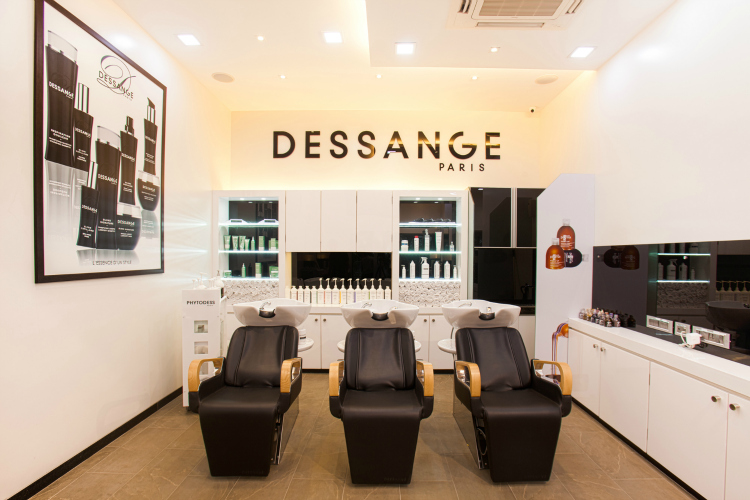 A little Parisian pampering is now readily available inSydney at Dessange, Paddington