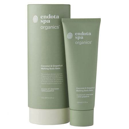 Endota Spa Coconut and Grapefruit Melting Body Balm