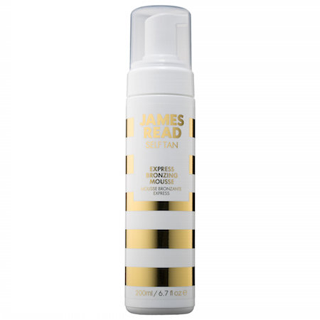 James ReAd Bronzing Mousse